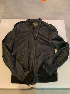 Blues  Heroes 羊皮褸 /jacket /leather jacket/men's jacket