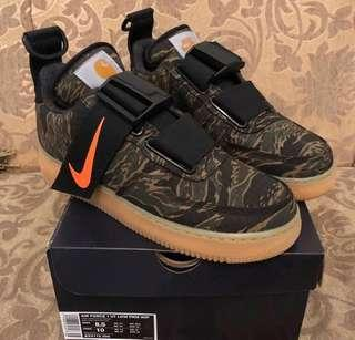 Nike air force 1 carhartt