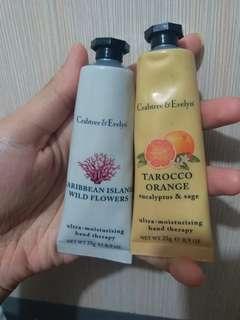 Crabtree & Evelyn Hand Cream (Tarocco Orange & Wild Flowers)
