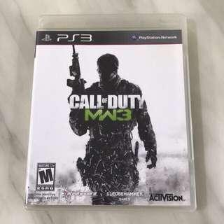 Call of Duty-MW3-(PS3 Games)