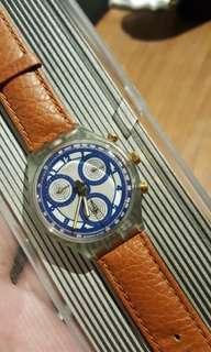 Jam Tangan Swatch chrono