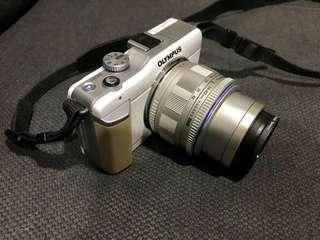 Olympus EPL 1 Pen Camera for Sale