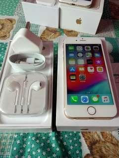 IPhone 6s 128gb Gold Full Set