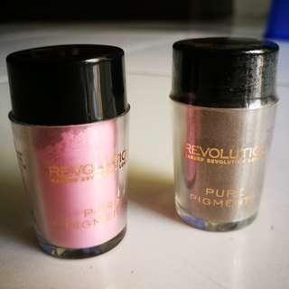Makeup Revolution Pure Pigments Eyeshadow