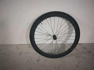 Front purefix wheelset 70mm