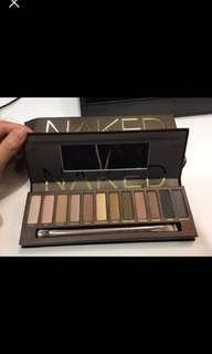 NEW Urban decay naked palette