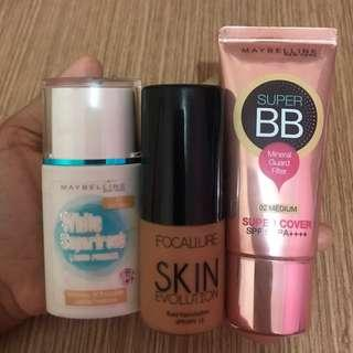 #dibuangsayang bb cream dan foundation