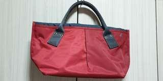 AGNES B Medium Tote Bag