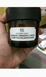 Masker The Body Shop