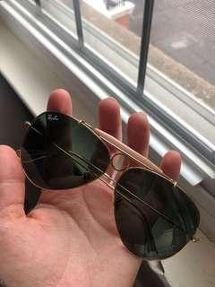 One of a kind ray bans