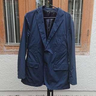 Uniqlo Lightweight Dry Blazer Jacket Jas