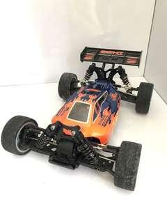 1/14Th Scale Ready-To-Run 4WD Brushless Buggy losi