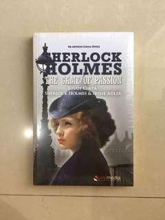 Buku Sherlock Holmes: The Game Of Passion