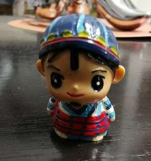 Taiwan tribe fridge Magnet