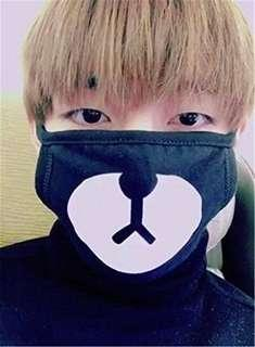 #SnapEndGame KPOP Bear Mask (same like BTS V)