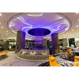 *RESERVED* Travel - 2Days 1Night Stay w Breakfast for 2pax Hotel Room Stay Voucher For Sales / Promotion: Le Meridien Kuala Lumpur (5-Star Marriott International Hotels)
