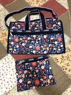 🚚 Lesportsac Bag Medium Weekender