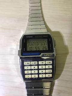 85%new.中古CASIO計數手錶