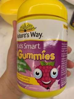 🚚 Nature's Way Kids Gummies