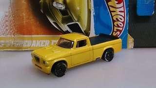 1/64 Diecast VHTF HW Studerbaker racing truck