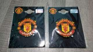 Manchester United FC 3D fridge magnet