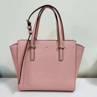 Kate Spade Pink Colour Handbag Shoulder Bag