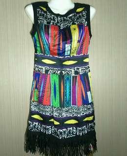 new Tribal Pattern Design Full Dress