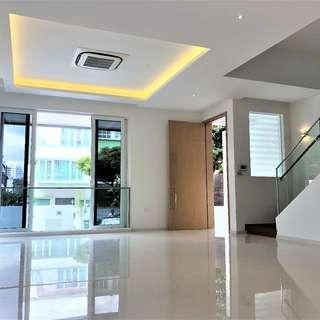 BRAND NEW MODERN SEMI-DETACHED WITH LIFT AND POOL IN SERANGOON GARDEN