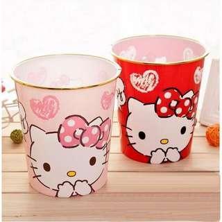 🚚 日本三麗鷗 凱蒂貓置物桶