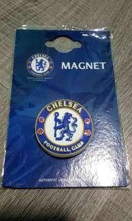 🚚 BN Chelsea FC rubber Fridge Magnet