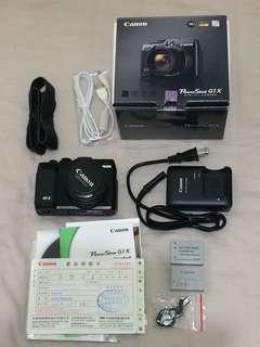 Canon Powershot G1X類單眼相機