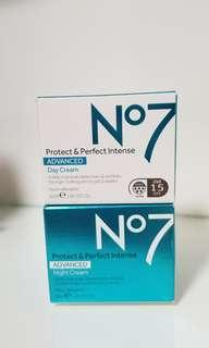 Boots No.7 Advanced Day and Night Cream
