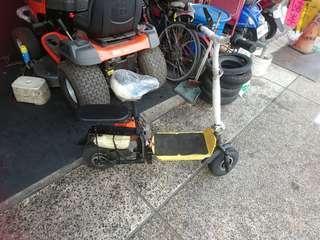 skuter machine 63cc good condition