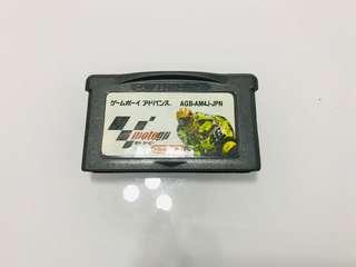 Game Boy Advance motopg 電單車