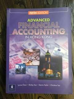 Financial Accounting in Hong Kong