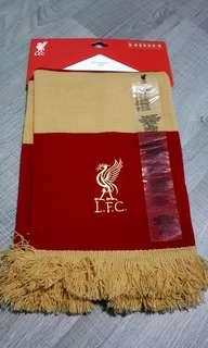 🚚 Authentic BN Liverpool FC scarf