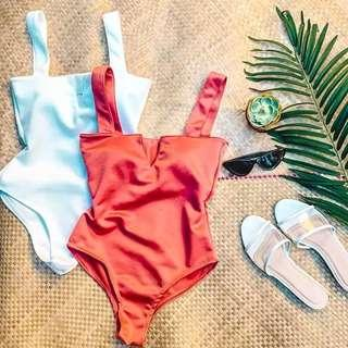One piece swimsuit 🌸🌸🌸