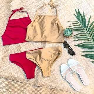 Two piece  swimsuit 👙🌸🌸🌸