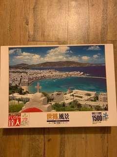 砌圖 - 世界之風景 (1500塊)
