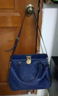 Pre-loved Michael Kors Bag with Padlock