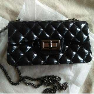 Tas Jelly Black 40rb