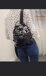 🚚 BN Sequin Mermaid Backpack