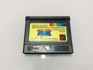 SNK NEO GEO POCKET SNK VS CAPCOM