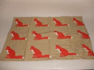 Fox Pillow Case - SET of 2