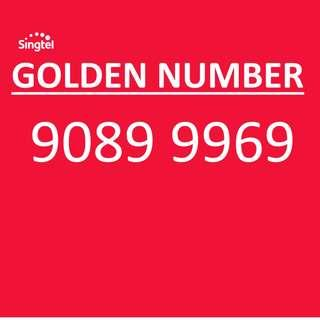 Golden Number (Singtel)