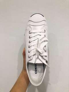 c0cee0ca5774 Converse Jack Purcell Leather Ox - White