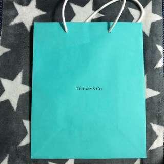 tiffany 紙袋