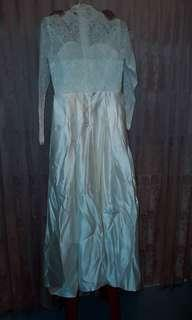 Wedding Gown for Muslimah