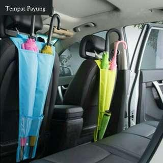 Umbrella Organizer untuk di Mobil (Tempat Payung Organizer di Mobil)