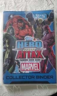 Marvel Topps Trading cards games